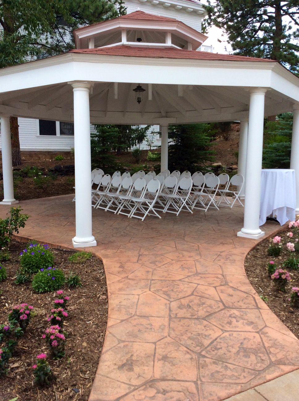 Wedding at the Stanley Hotel Estes Park Photos