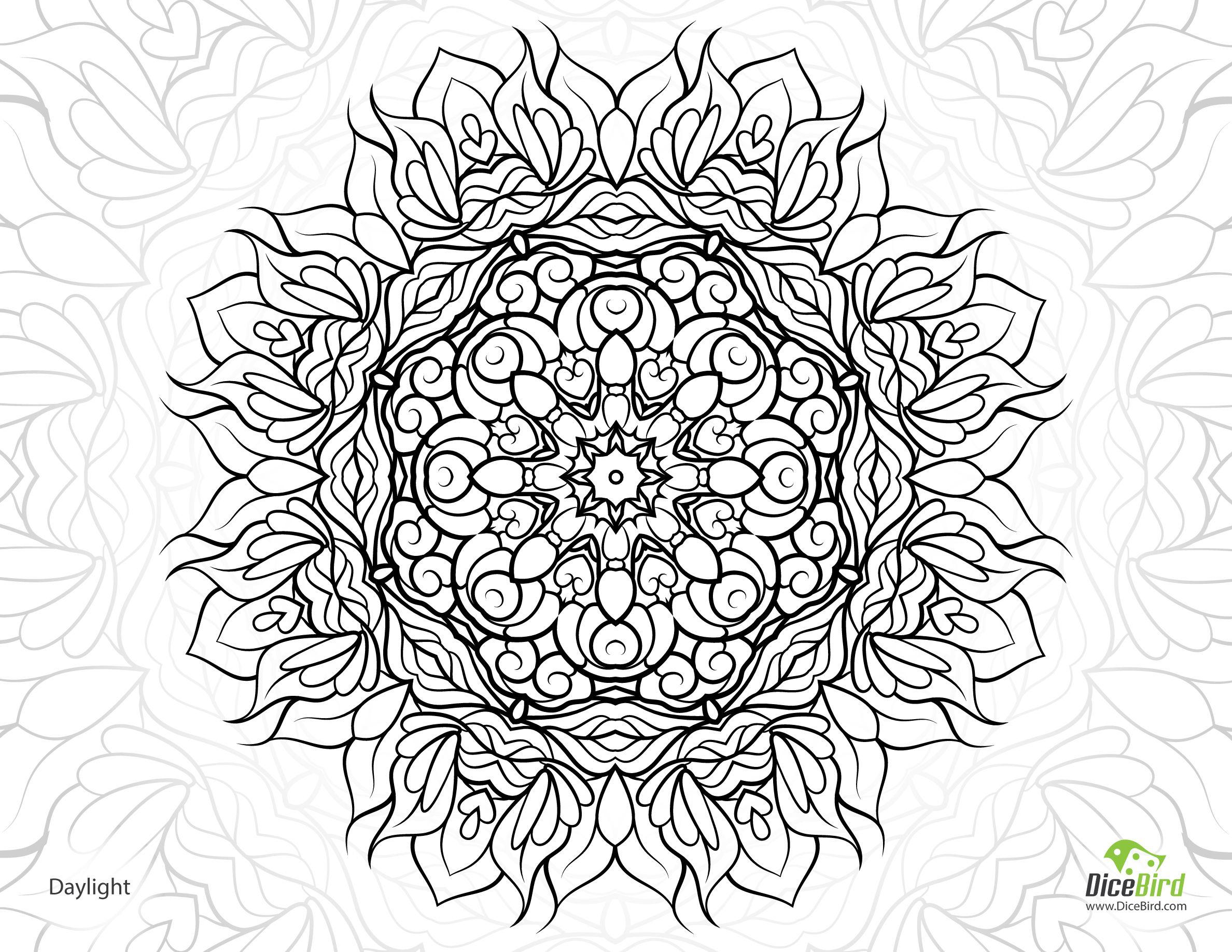 Képtalálat a következőre ueadult coloring flowersud nature