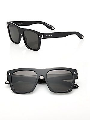 40cad99ee7 Givenchy 55MM Square Sunglasses
