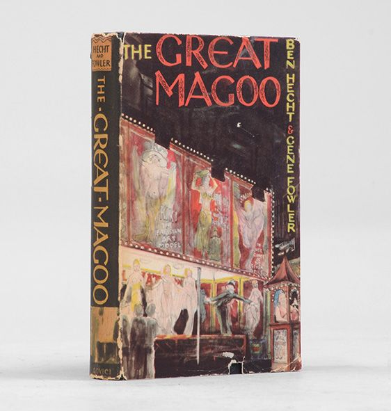 The Great Magoo. - FOWLER, Gene & HECHT, Ben - Peter Harrington Rare & First Edition Books