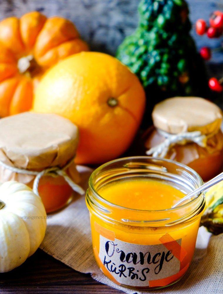 orangen k rbis marmelade ohne kochen geschenke aus der k che presents from the kitchen. Black Bedroom Furniture Sets. Home Design Ideas