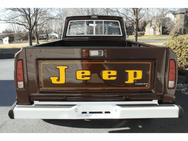 Used Jeeps For Sale 1986 Jeep J10 Pioneer Truck Jeep