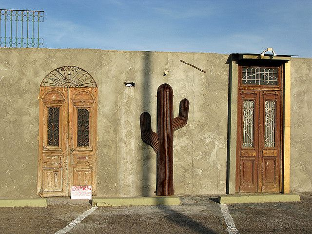 Metal Cactus | Desert Life | Pinterest | Cacti