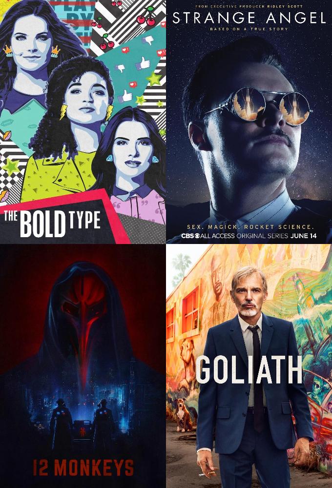 Serien Guide