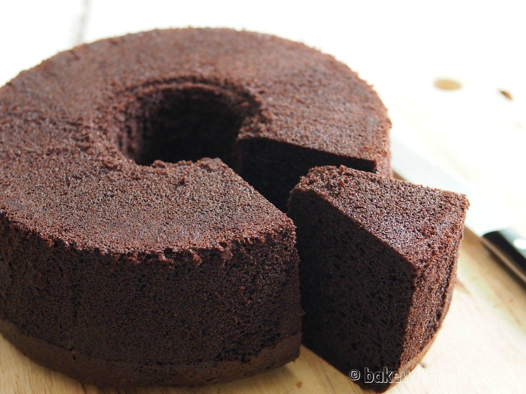 Crusty Fruit Loaf Chocolate Chiffon Cake Chiffon Cake