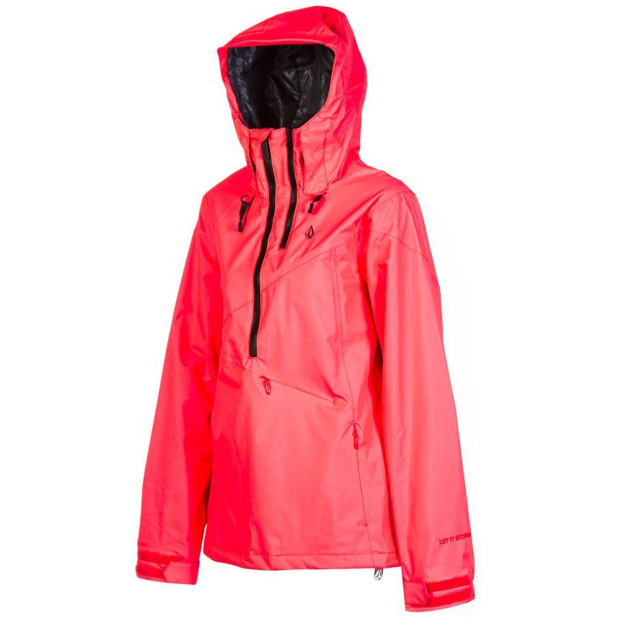 8c87a0be00 Volcom Chanterelle Pullover Jacket - Women s