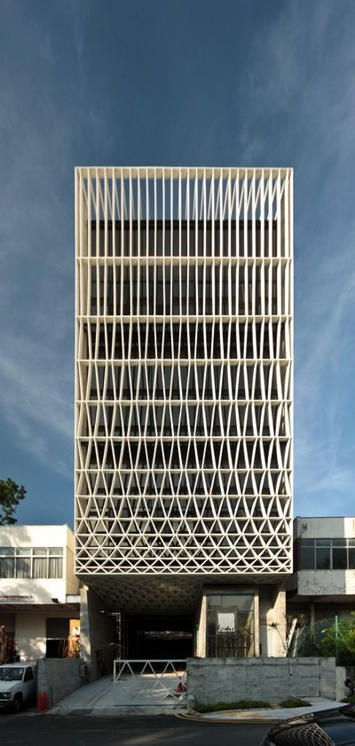 A simple factory building pencil office pinterest architecture office facades and singapore