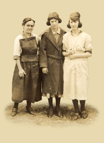 Image result for 1920s factory workers