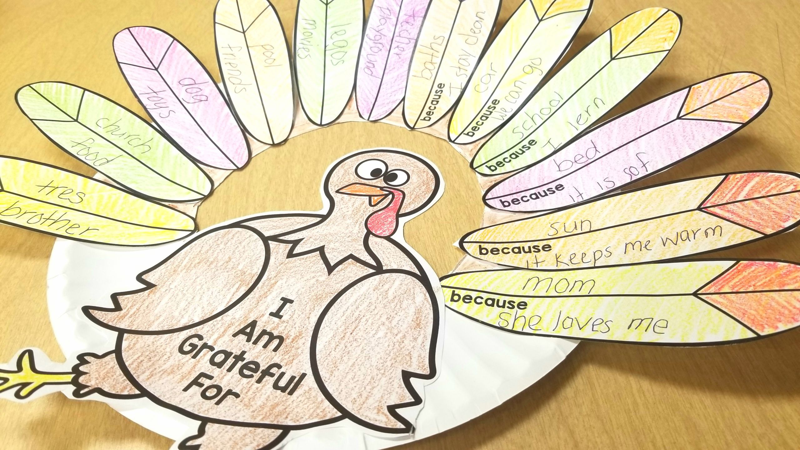 Teaching Gratitude In The Classroom With A Freebie