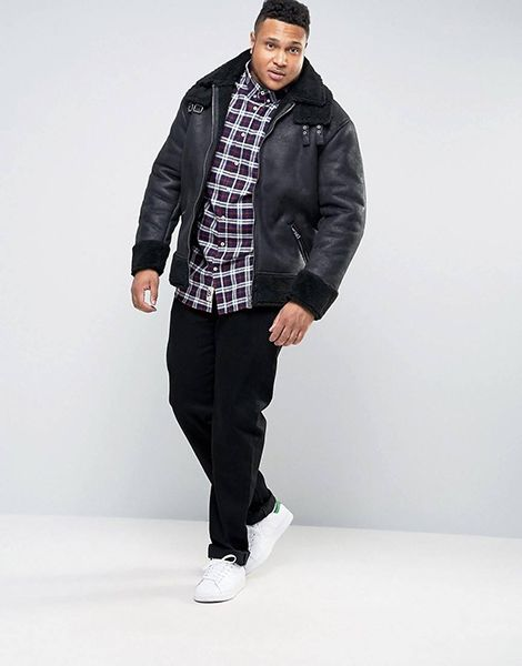 ba10e73a90b It finally happened  ASOS launches a men s plus size collection that  includes sizes to XXXXL