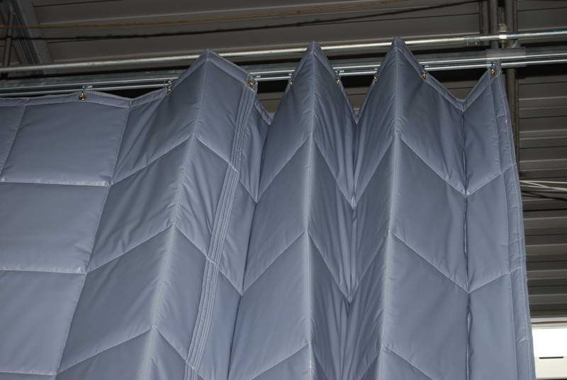 Image Result For Outdoor Drapery Sound Proof Curtain Track