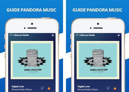 pandora music apk mod