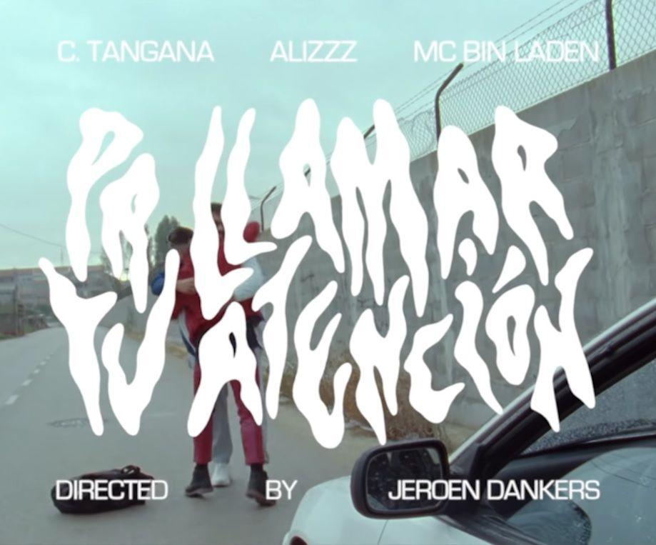 Pa Llamar Tu Atención Lo Nuevo De C Tangana Y Mc Bin Laden Musica En Español Reggaeton Portadas