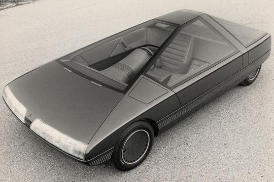1956 ford concept car | Les anciens concept-car du passé