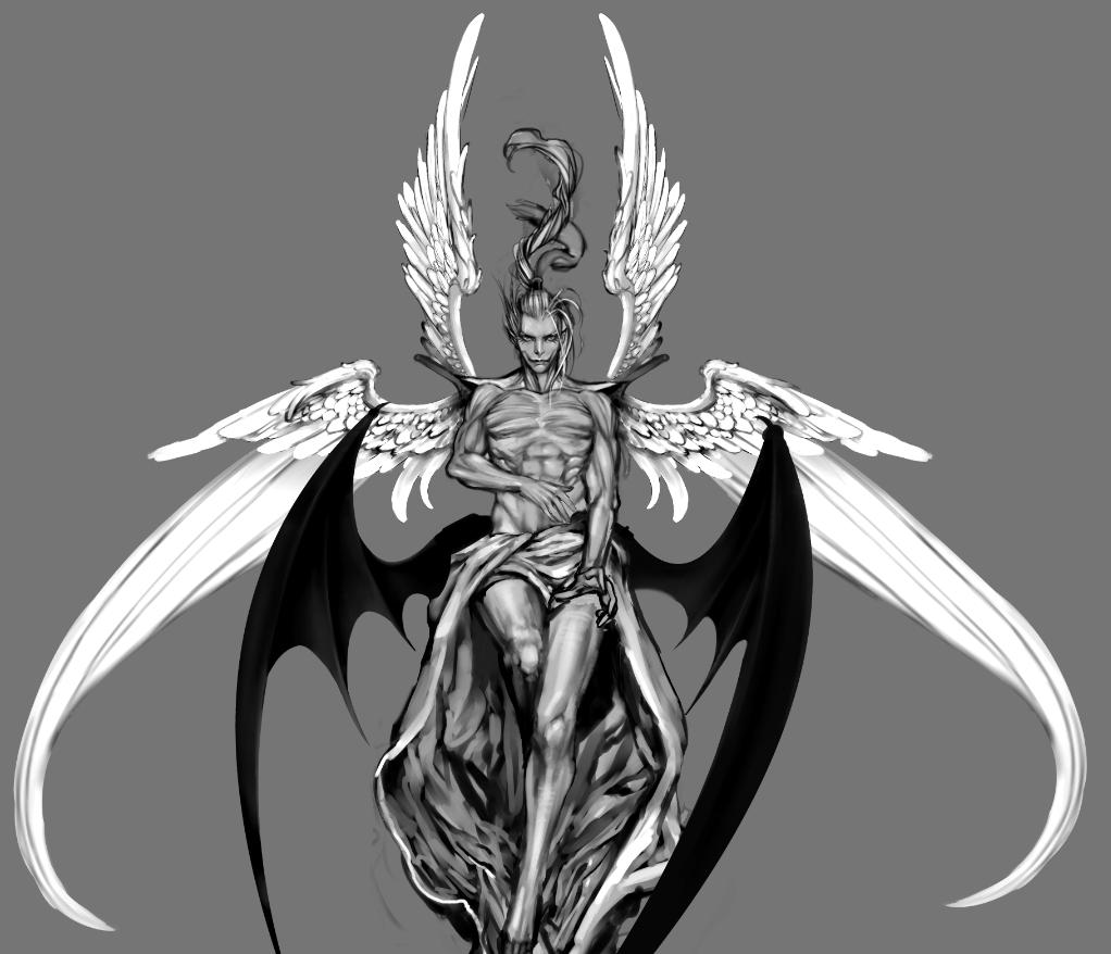 Kefka god form   Kefka Palazzo (Final Fantasy VI)   Pinterest ...