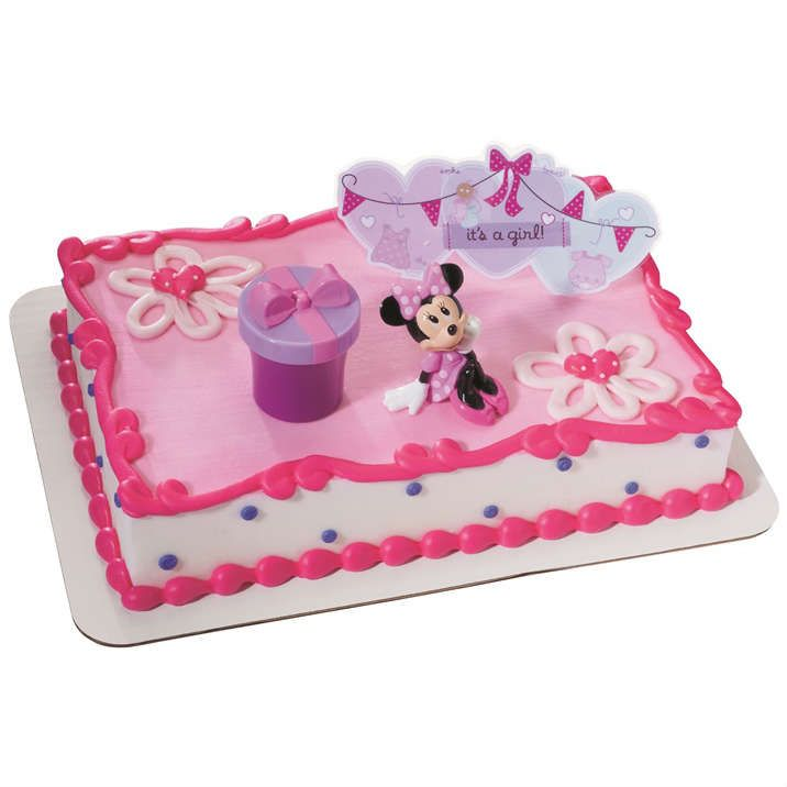 Have your cake in style and eat it too with MINNIE MOUSE themed