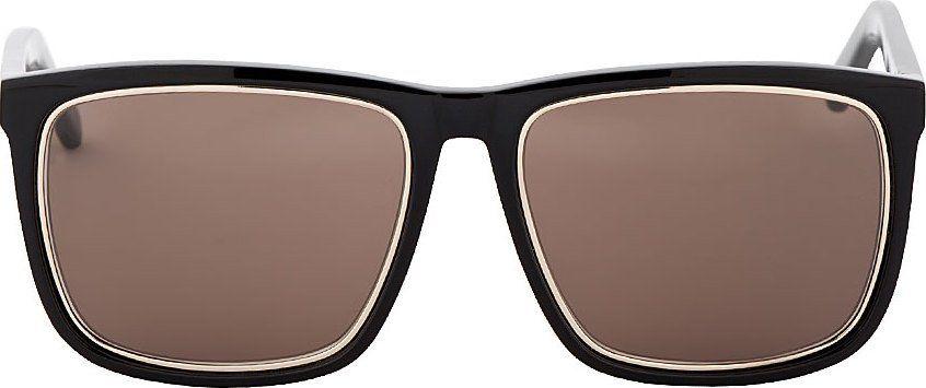 Saint Laurent - Black Square SL 2/S Sunglasses