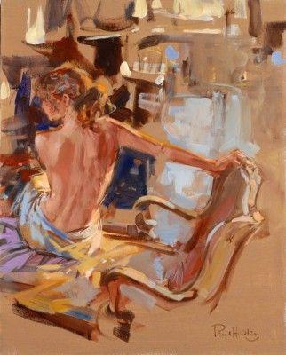 Paul HEDLEY картина акрилом