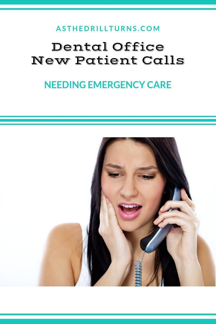 Dental Office New Patient Calls ⋆ As The Drill Turns #dentalcare