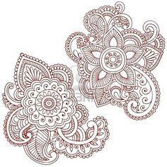 Circle Henna On Paper Google Search Great Art Henna Henna