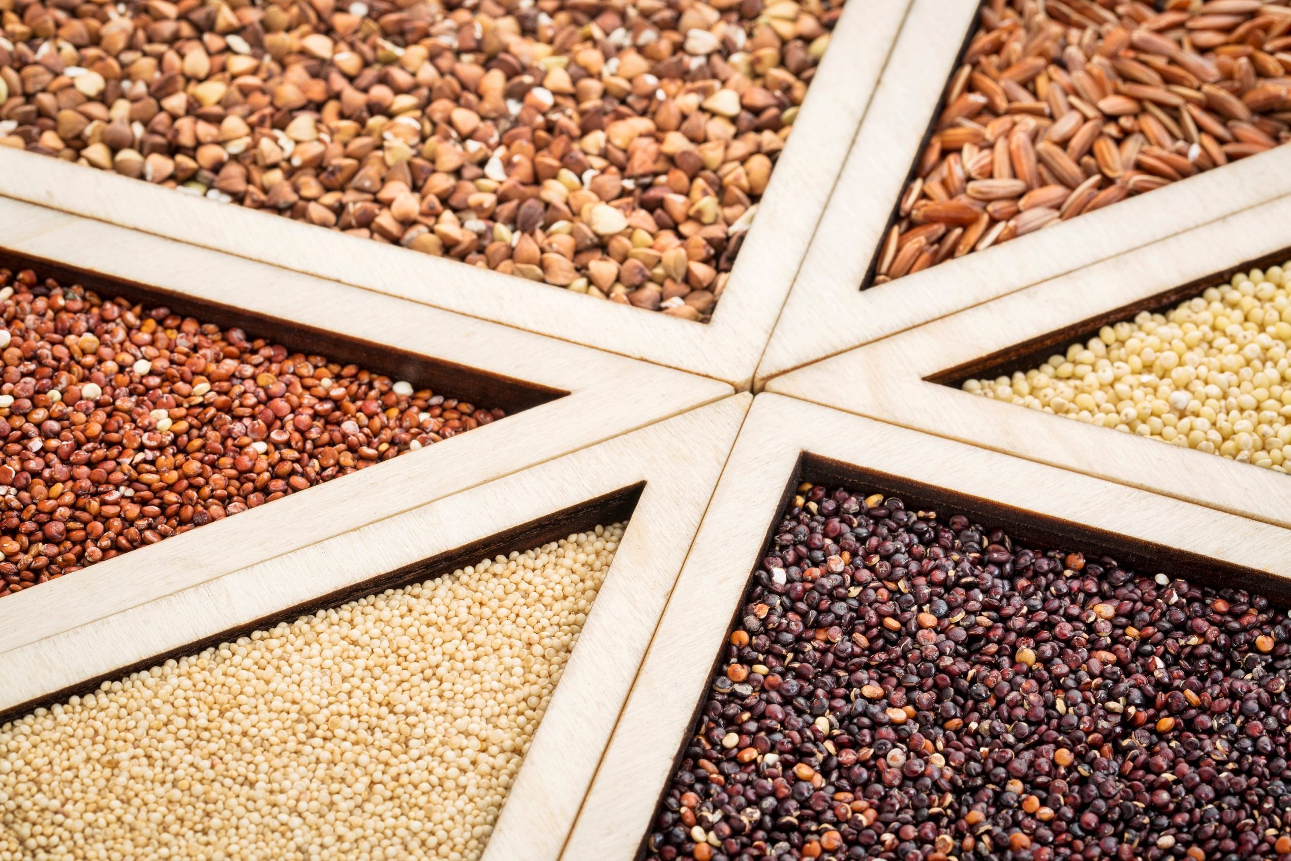 Grains With as Many Health Benefits as Quinoa
