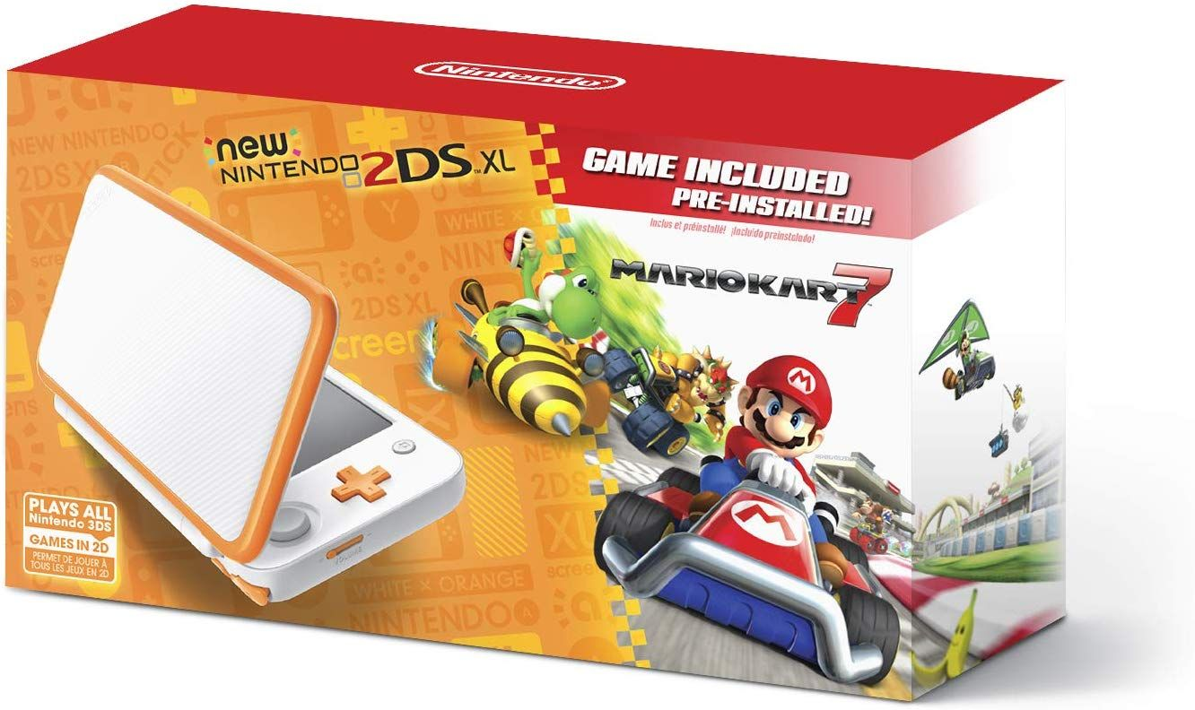 Pin By Thednw On Game Consoles Nintendo 2ds Mario Kart 7 Mario Kart