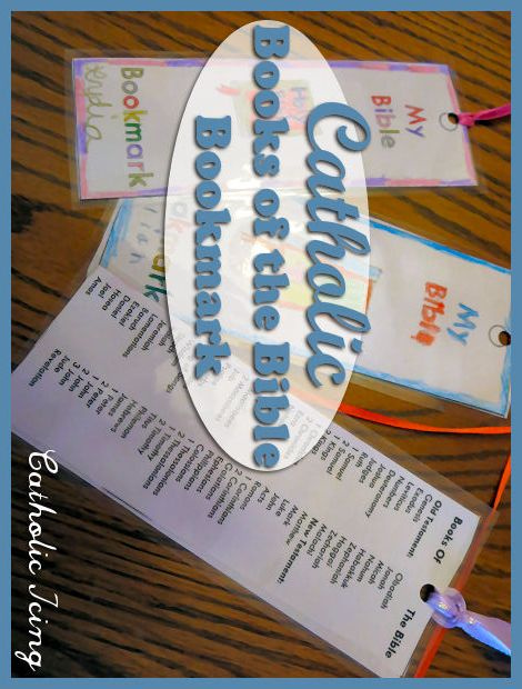 religious bookmark templates - i created a printable books of the bible bookmark that