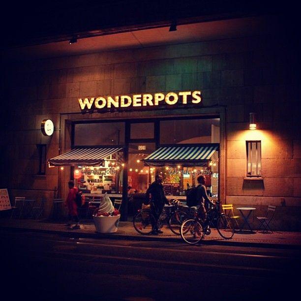Wonderpost in Berlin
