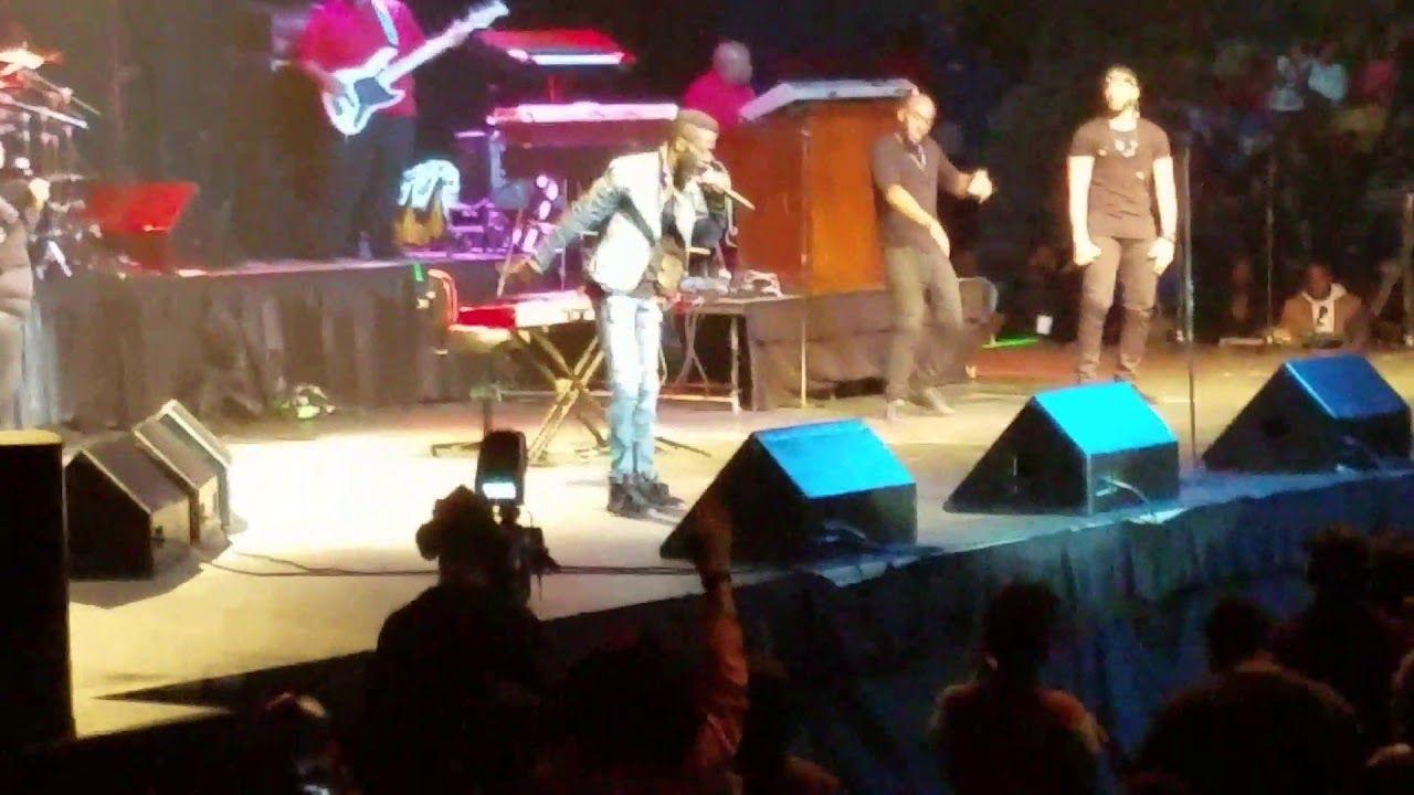 WIDU 2017 Tye Tribbett News to Go Tye tribbett, Concert