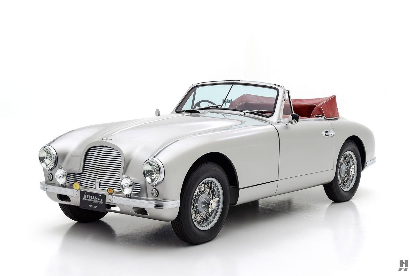 1952 Aston Martin Db2 Convertible Oldtimer Kredite Exotische Autos