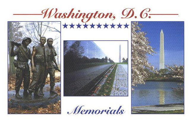 Washington D.C. - Memorials