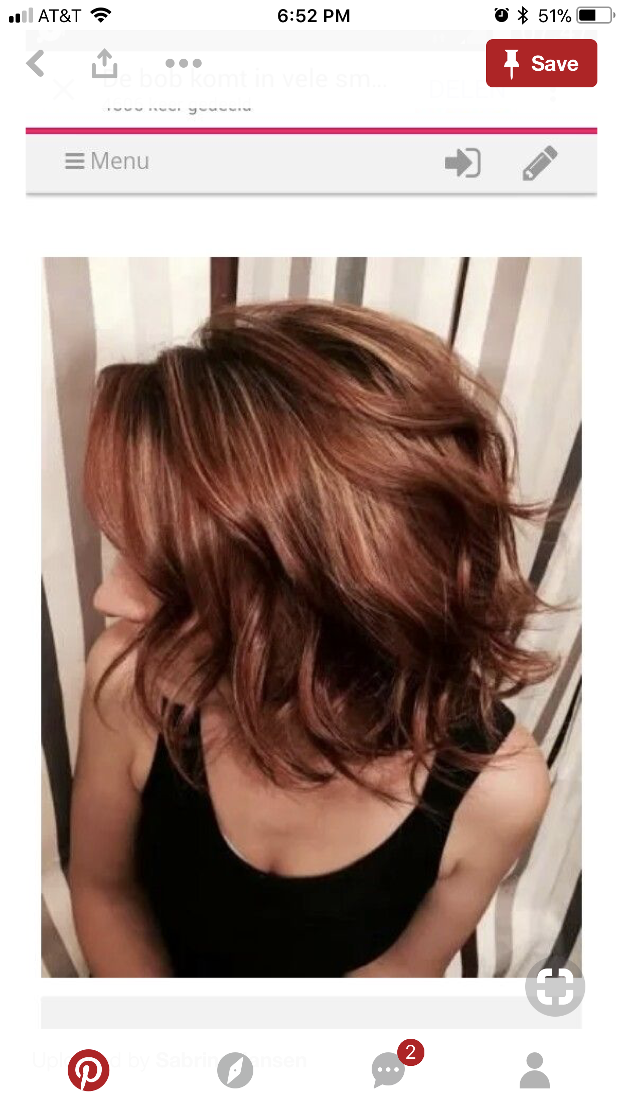 Pin by autumn on red hair pinterest hair coloring hair style