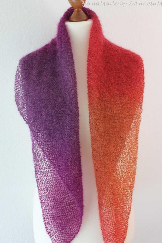 Einmal pusten und weg ist das Schälchen… #strikkedesjaler