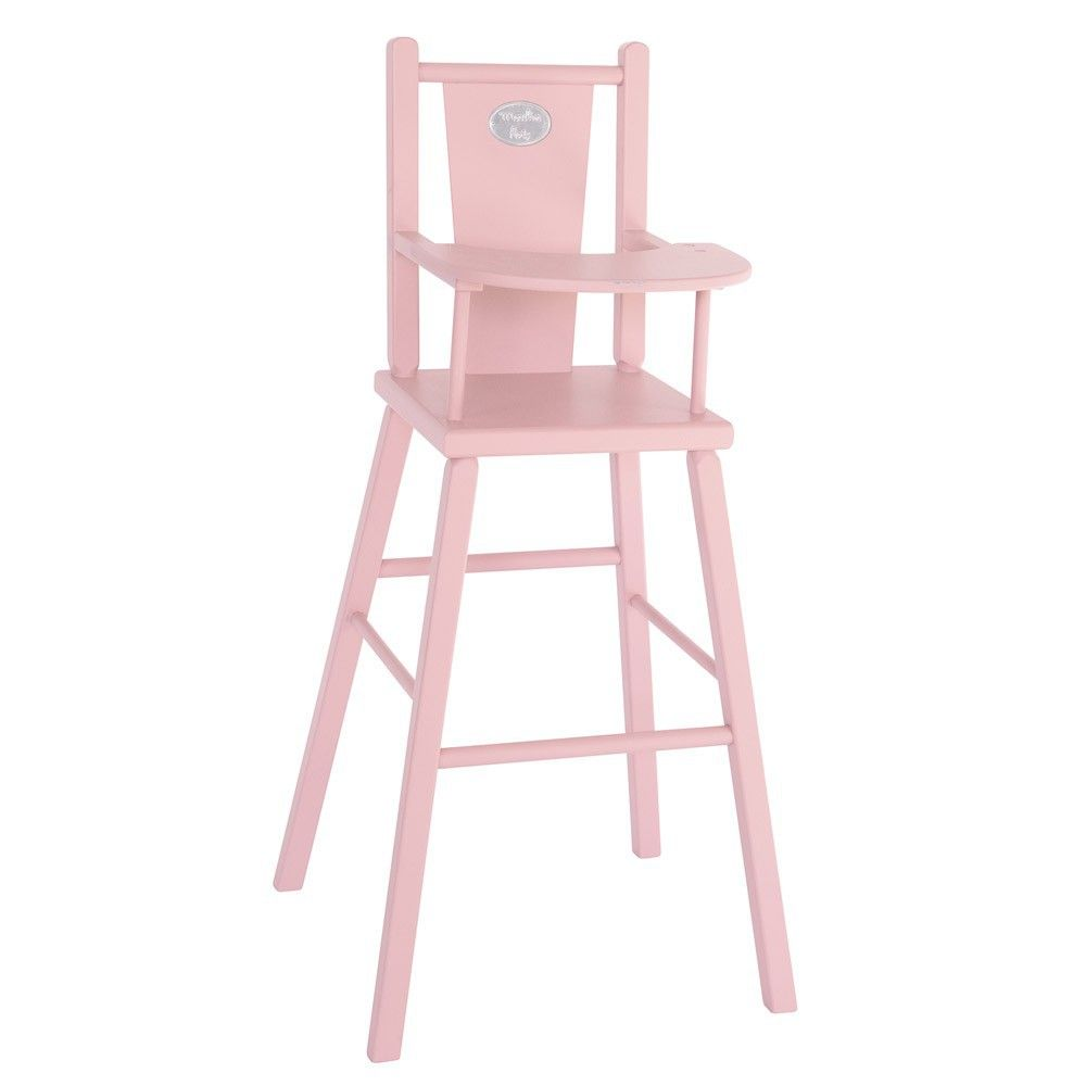 Moulin Roty Chaise Haute Pour Poupee Product Doll High Chair High Chair Chair