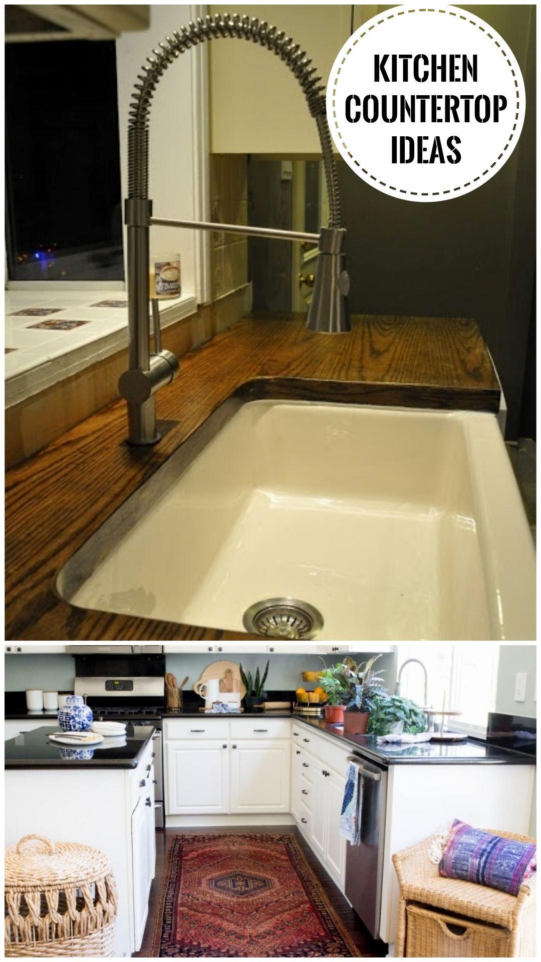 Best Kitchen Countertop Ideas In 2020 Diy Kitchen Countertops