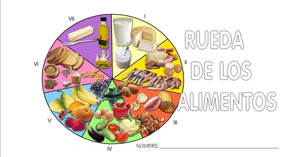 Los Alimentos Fichas Para Trabajar En Educacion Infantil Y Primaria Alimentos Para Ninos Alimentos Piramide De Los Alimentos
