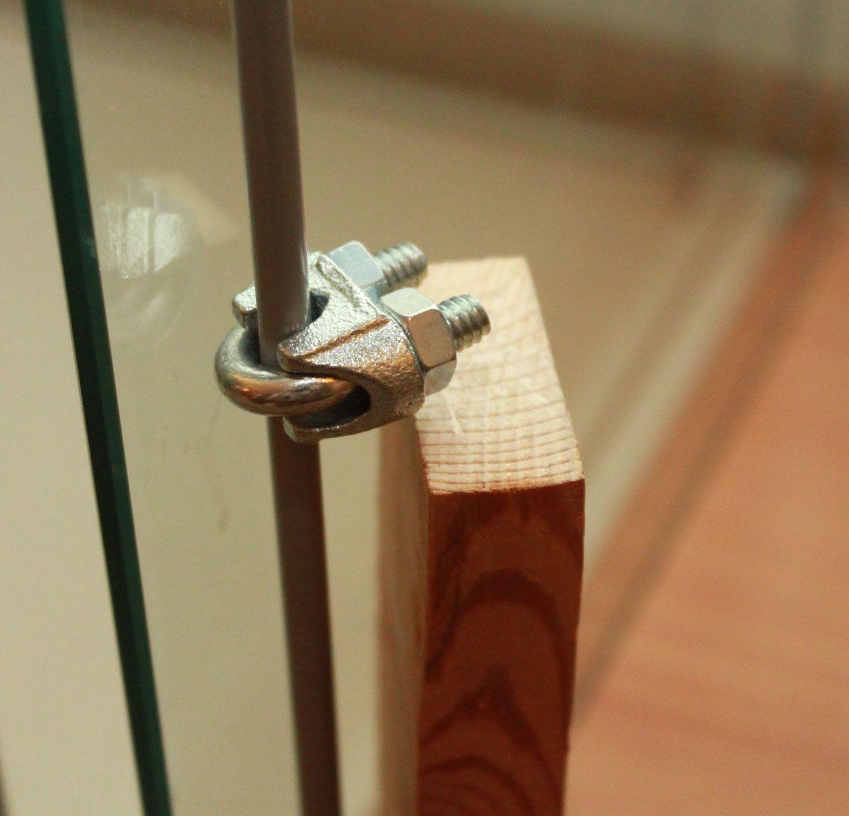Shelf brackets for IKEA DETOLF add extra shelves