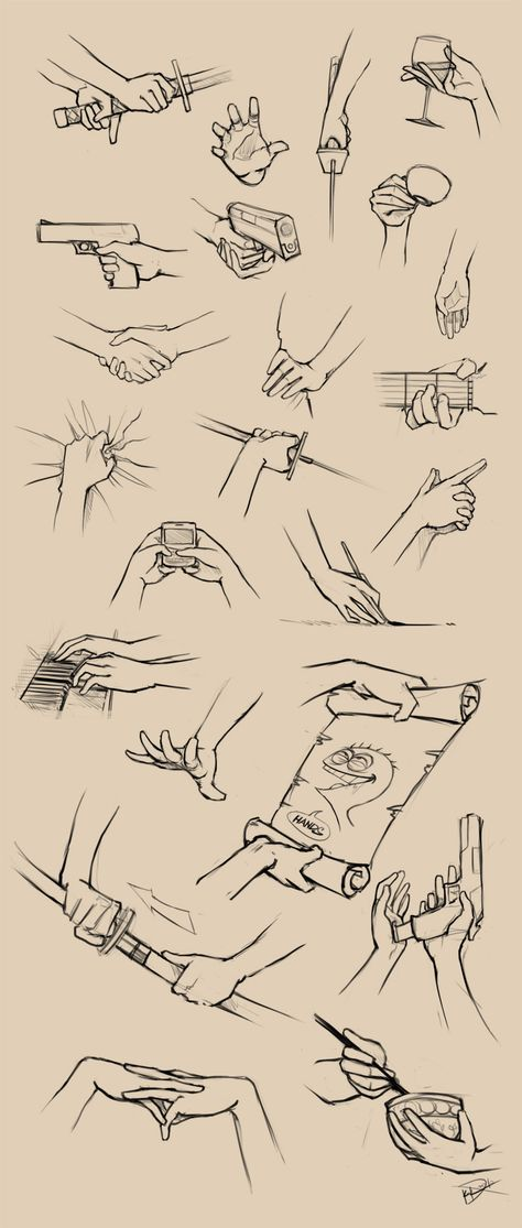 Pin by Krusty Krab on Art | How to draw hands, Drawings