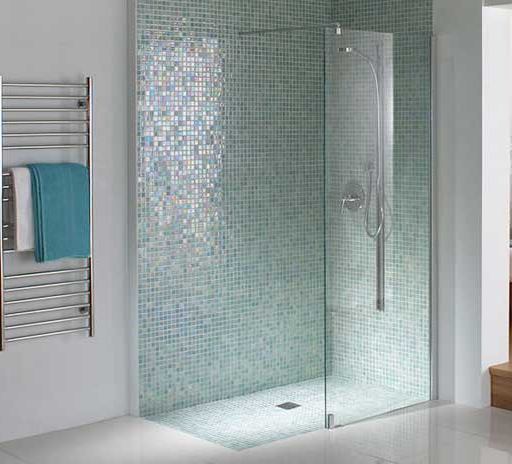 mosaic tiles shower bathroom shower