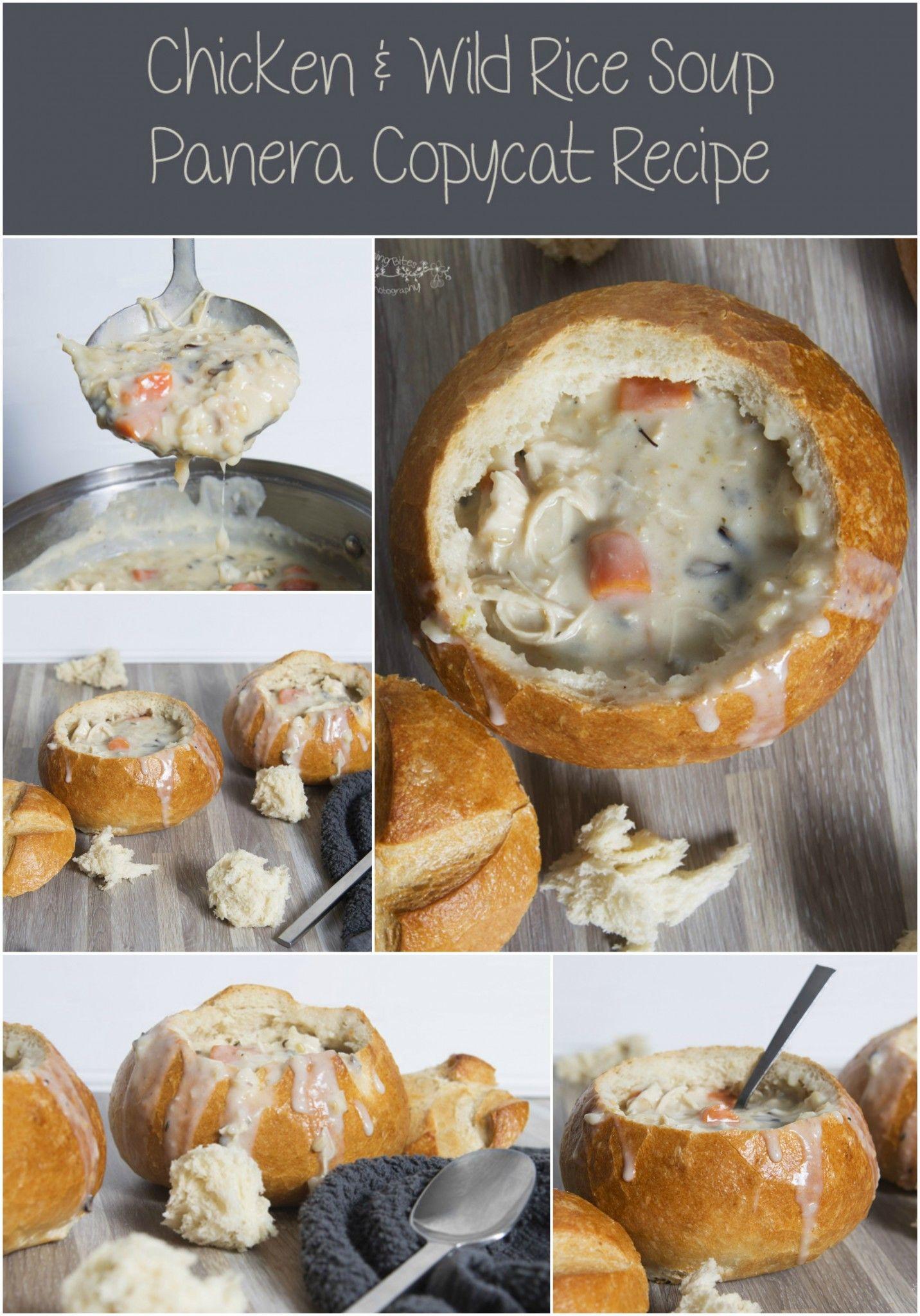 creamy chicken and wild rice soup panera breadwild - Panera Bread Christmas Eve Hours