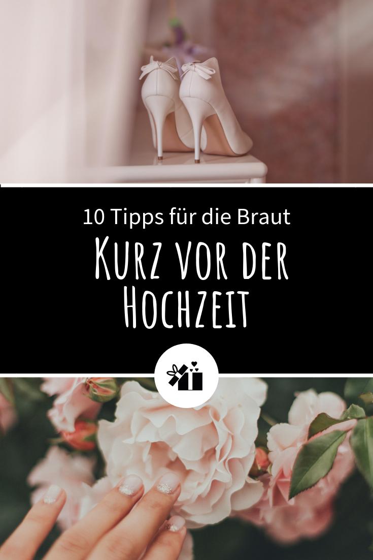 Kurz Vor Der Hochzeit Checklist 10 Wertvolle Tipps Fur Die Braut Hochzeitscheckliste Checkliste Fur Hochzeit Hochzeit Vorbereitung