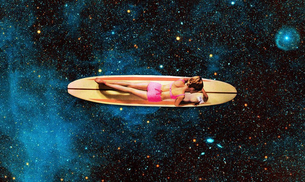 Pleiadian Surfer, Euginia Loli