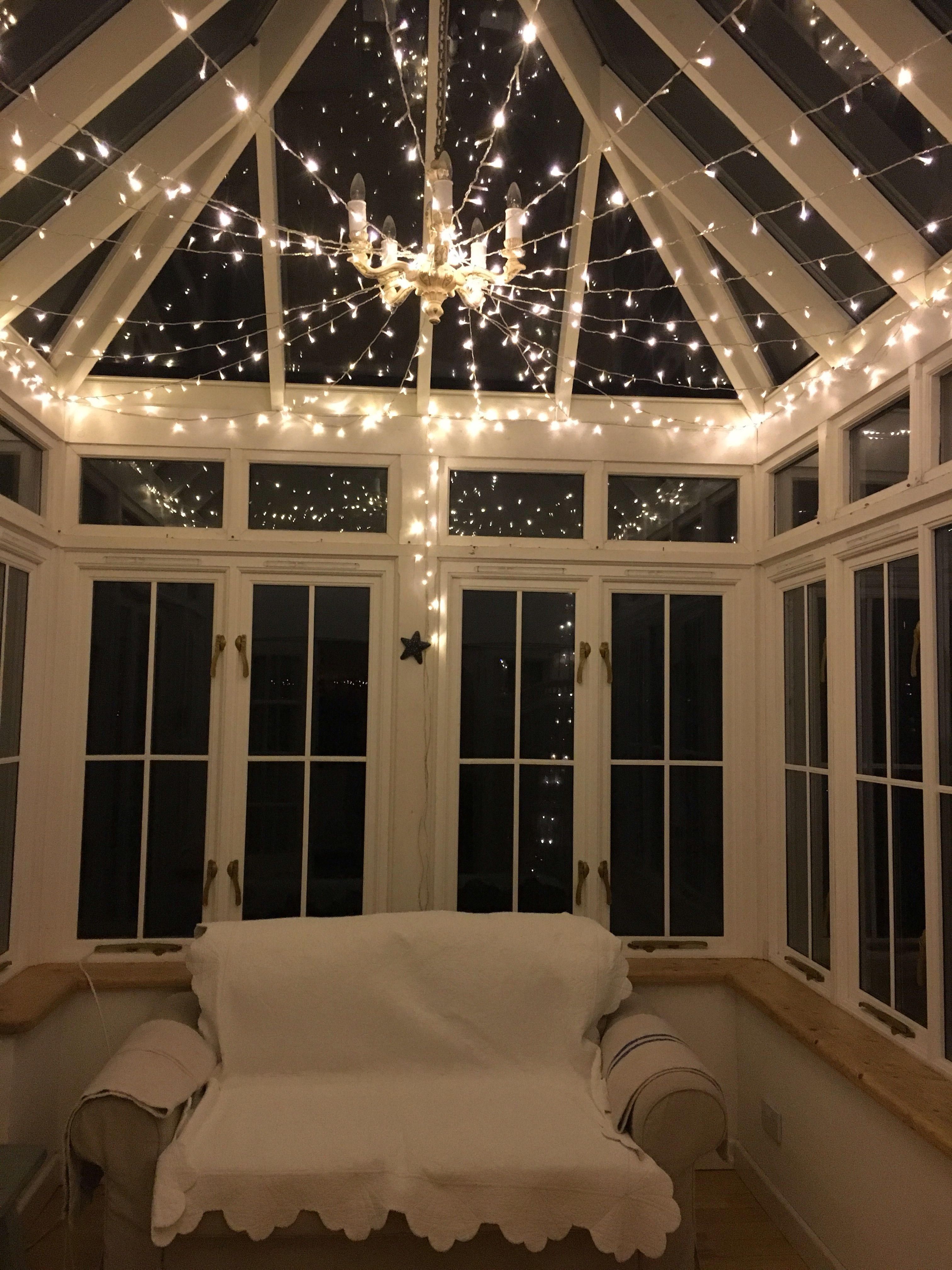 My Gorgeous Conservatory For 18th Party Lanai Porch
