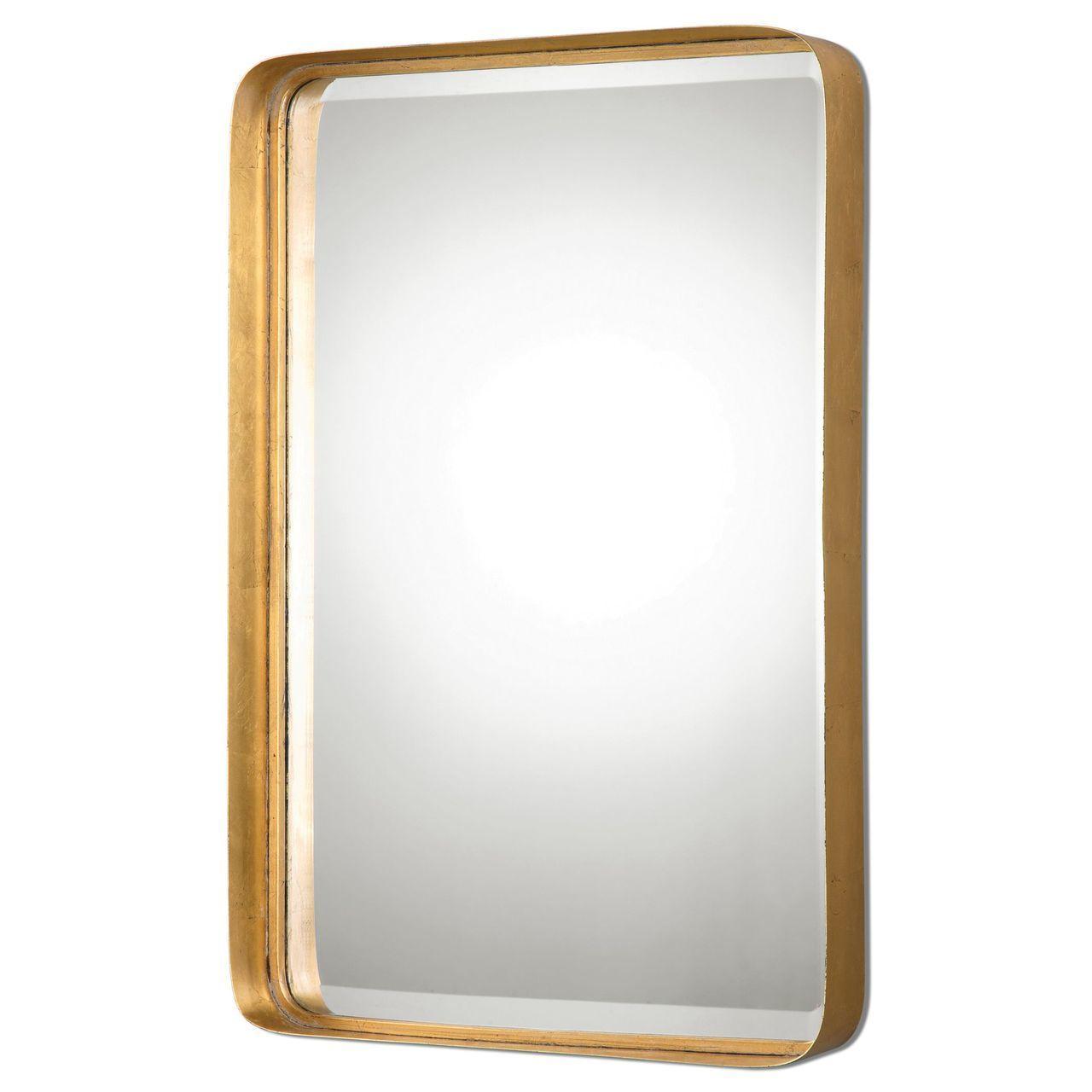 Crofton Antique Gold Mirror Bathroom In 2019 Antique