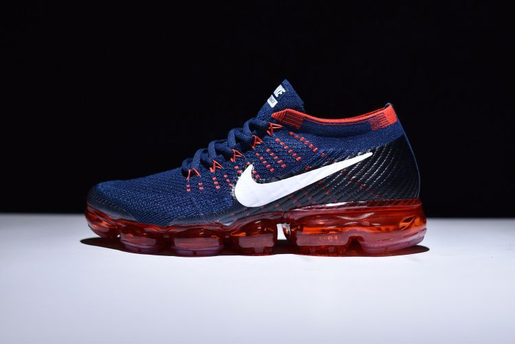 5103dff811a Nike Air VaporMax Blue Red White DHL Free Shipping