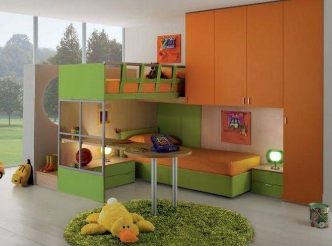 modelos de cuartos para niños