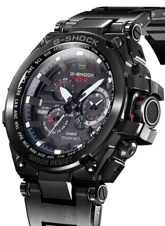 """Casio G-Shock MTG-S1000 Watch – """"MT-G Metal Twisted"""" Collection ... 6f221245588a"""