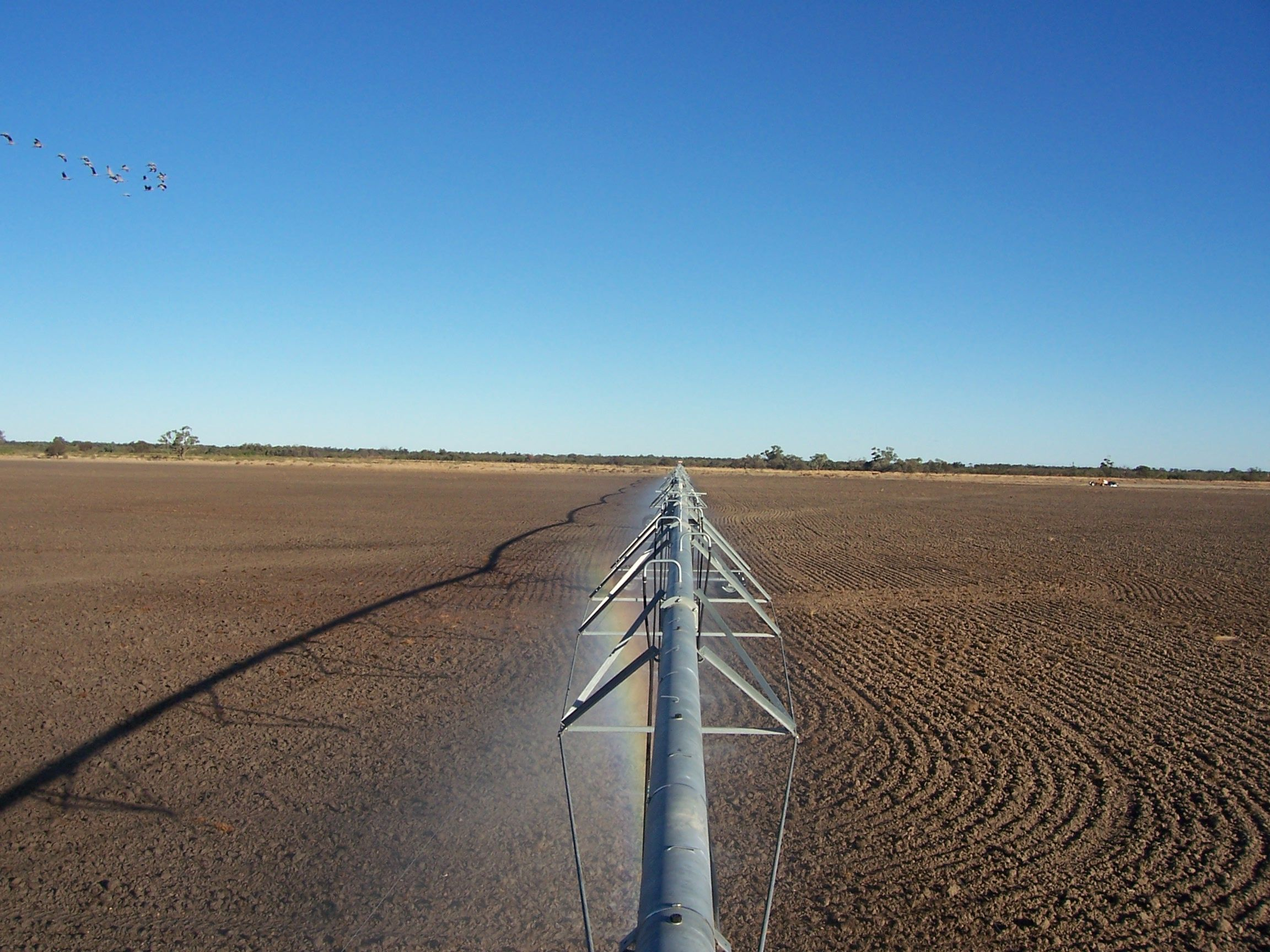 zimmatic lateral move irrigator under construction nsw zimmatic lateral move irrigator under construction nsw zimmatic lindsayimternational teamirrigation
