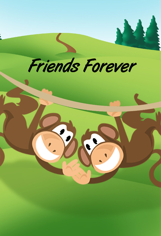 Friends Forever Friendship Card Free Greetings Island Friends Forever Friendship Cards Games For Men