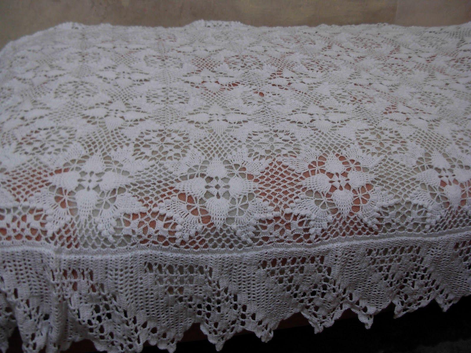 Colchas tejidos a crochet buscar con google cubrecamas - Colchas tejidas a crochet ...